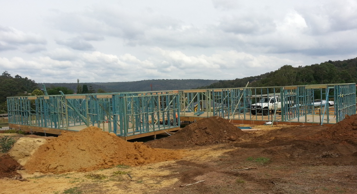 timber stud framing perth hills