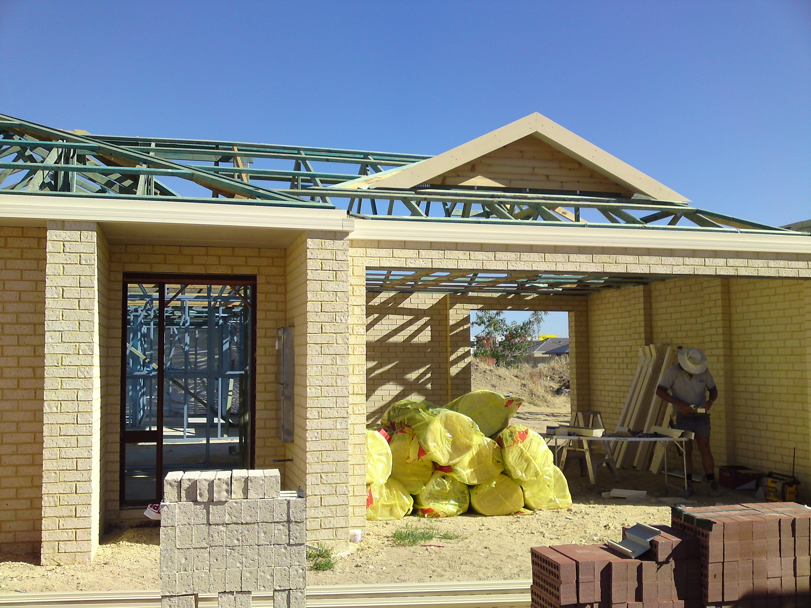 steel and timber frames perth